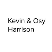 Kevin & Osy Harrison